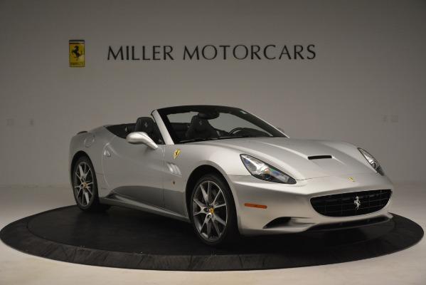 Used 2012 Ferrari California for sale Sold at Bugatti of Greenwich in Greenwich CT 06830 11