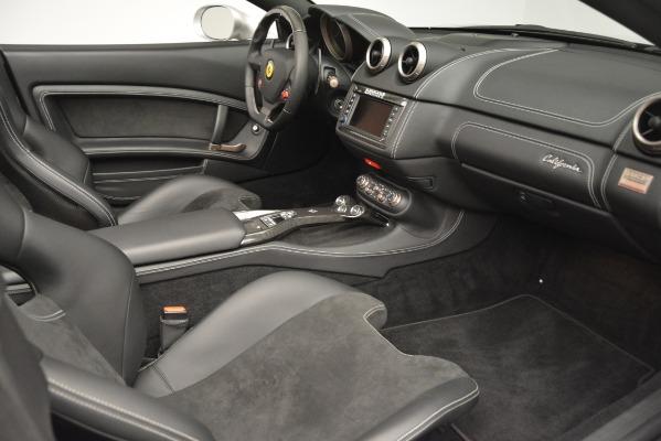Used 2012 Ferrari California for sale Sold at Bugatti of Greenwich in Greenwich CT 06830 24