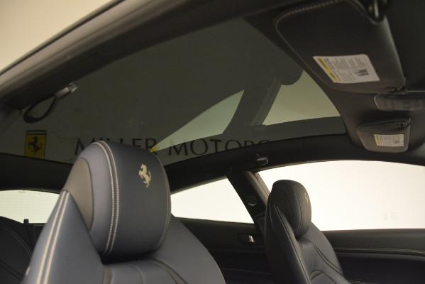 Used 2017 Ferrari GTC4Lusso for sale $219,900 at Bugatti of Greenwich in Greenwich CT 06830 21