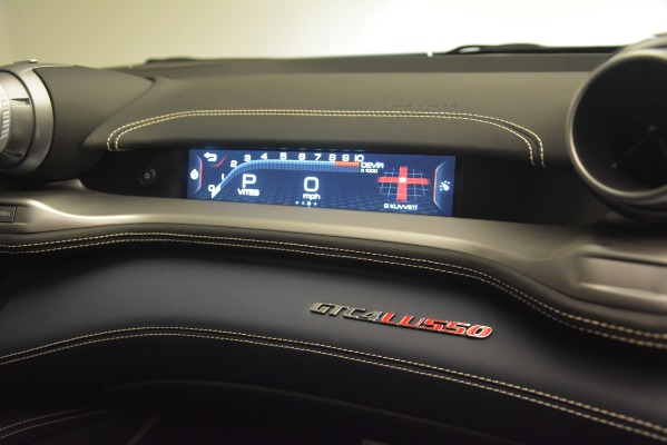 Used 2017 Ferrari GTC4Lusso for sale $219,900 at Bugatti of Greenwich in Greenwich CT 06830 22