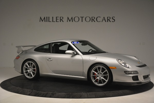 Used 2007 Porsche 911 GT3 for sale Sold at Bugatti of Greenwich in Greenwich CT 06830 10