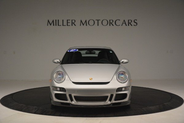 Used 2007 Porsche 911 GT3 for sale Sold at Bugatti of Greenwich in Greenwich CT 06830 12