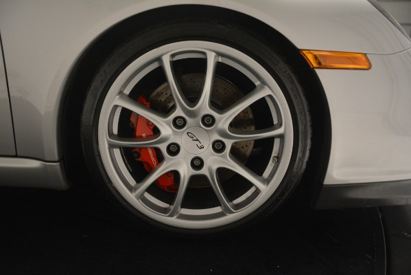 Used 2007 Porsche 911 GT3 for sale Sold at Bugatti of Greenwich in Greenwich CT 06830 13