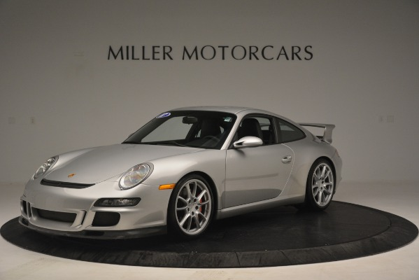Used 2007 Porsche 911 GT3 for sale Sold at Bugatti of Greenwich in Greenwich CT 06830 2