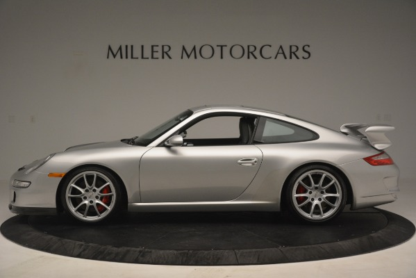 Used 2007 Porsche 911 GT3 for sale Sold at Bugatti of Greenwich in Greenwich CT 06830 3