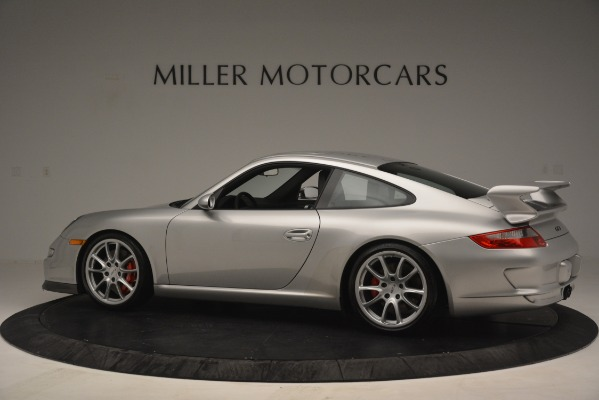 Used 2007 Porsche 911 GT3 for sale Sold at Bugatti of Greenwich in Greenwich CT 06830 4