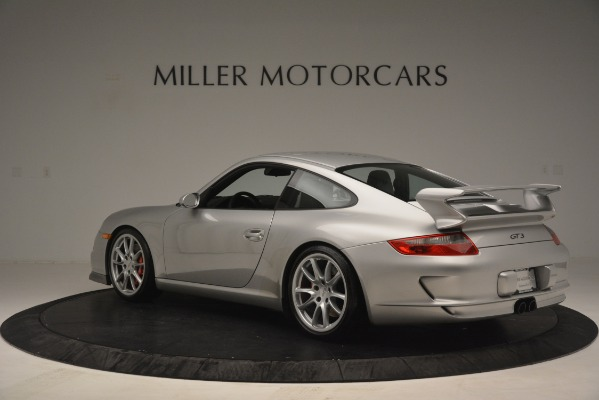 Used 2007 Porsche 911 GT3 for sale Sold at Bugatti of Greenwich in Greenwich CT 06830 5