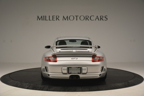 Used 2007 Porsche 911 GT3 for sale Sold at Bugatti of Greenwich in Greenwich CT 06830 6