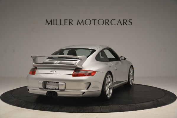 Used 2007 Porsche 911 GT3 for sale Sold at Bugatti of Greenwich in Greenwich CT 06830 7