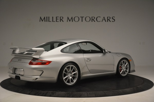 Used 2007 Porsche 911 GT3 for sale Sold at Bugatti of Greenwich in Greenwich CT 06830 8