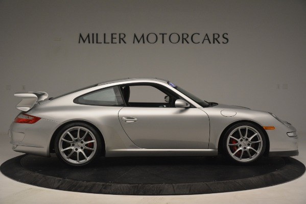 Used 2007 Porsche 911 GT3 for sale Sold at Bugatti of Greenwich in Greenwich CT 06830 9