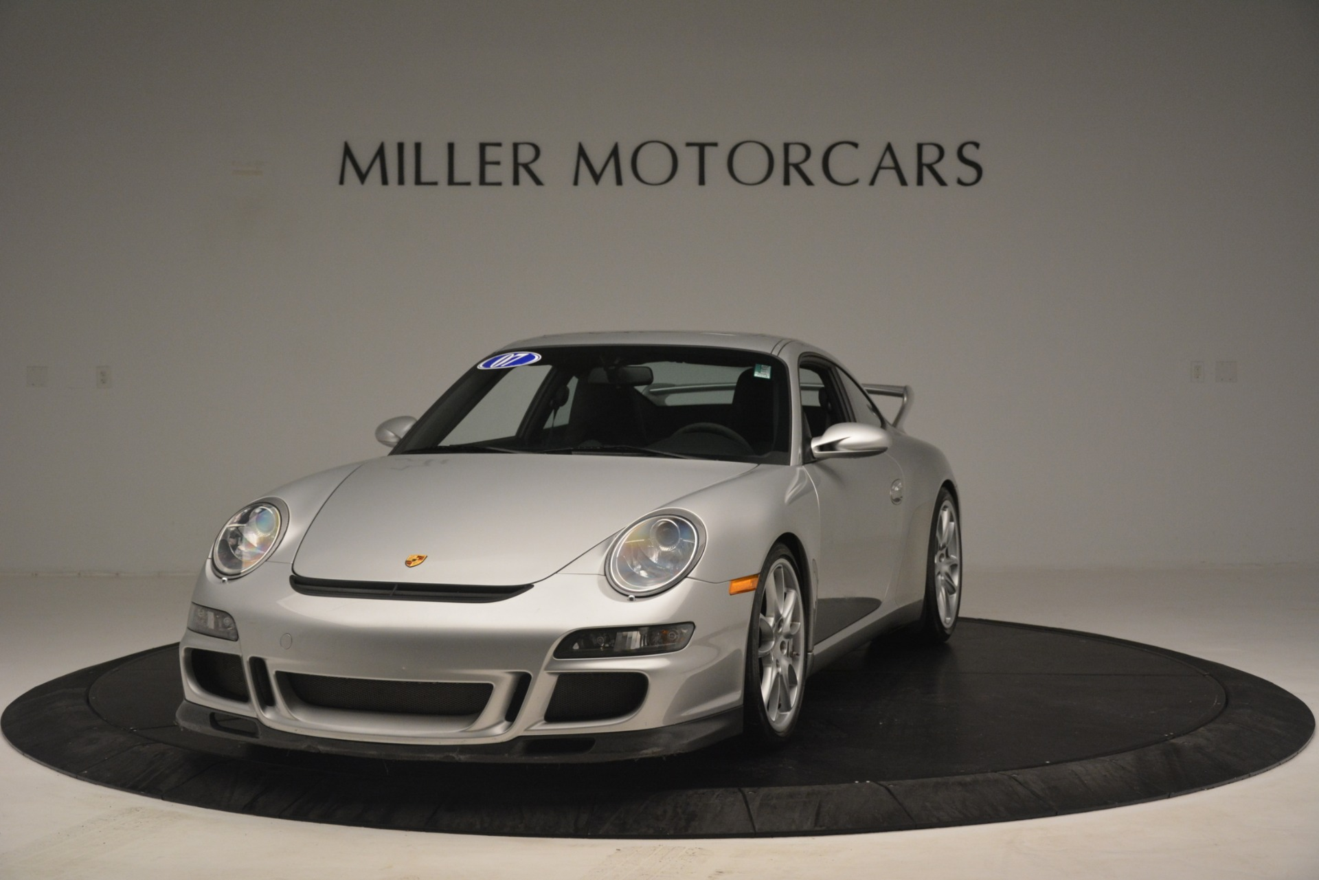 Used 2007 Porsche 911 GT3 for sale Sold at Bugatti of Greenwich in Greenwich CT 06830 1