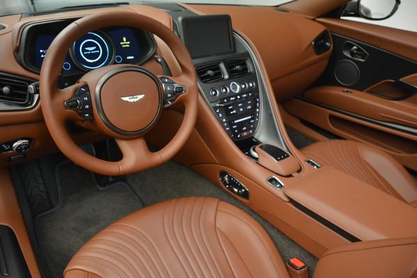 New 2019 Aston Martin DB11 V8 Convertible for sale Sold at Bugatti of Greenwich in Greenwich CT 06830 18