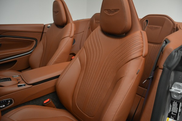 New 2019 Aston Martin DB11 V8 Convertible for sale Sold at Bugatti of Greenwich in Greenwich CT 06830 20
