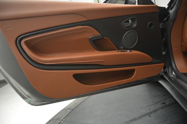 New 2019 Aston Martin DB11 V8 Convertible for sale Sold at Bugatti of Greenwich in Greenwich CT 06830 22