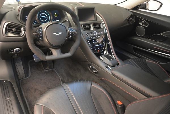 New 2019 Aston Martin DB11 V12 AMR Coupe for sale Sold at Bugatti of Greenwich in Greenwich CT 06830 13