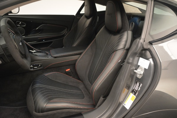 New 2019 Aston Martin DB11 V12 AMR Coupe for sale Sold at Bugatti of Greenwich in Greenwich CT 06830 15