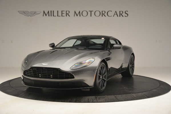 New 2019 Aston Martin DB11 V12 AMR Coupe for sale Sold at Bugatti of Greenwich in Greenwich CT 06830 2