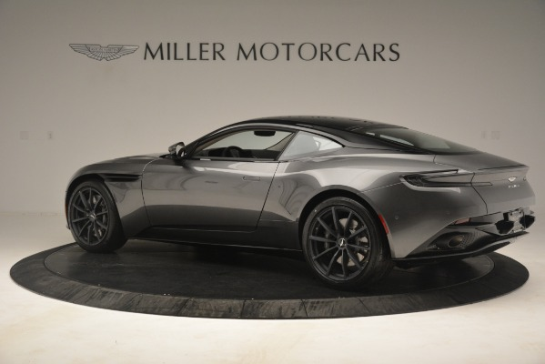 New 2019 Aston Martin DB11 V12 AMR Coupe for sale Sold at Bugatti of Greenwich in Greenwich CT 06830 4