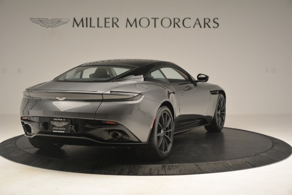 New 2019 Aston Martin DB11 V12 AMR Coupe for sale Sold at Bugatti of Greenwich in Greenwich CT 06830 7