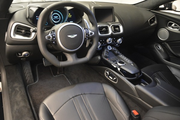 New 2019 Aston Martin Vantage Coupe for sale Sold at Bugatti of Greenwich in Greenwich CT 06830 13