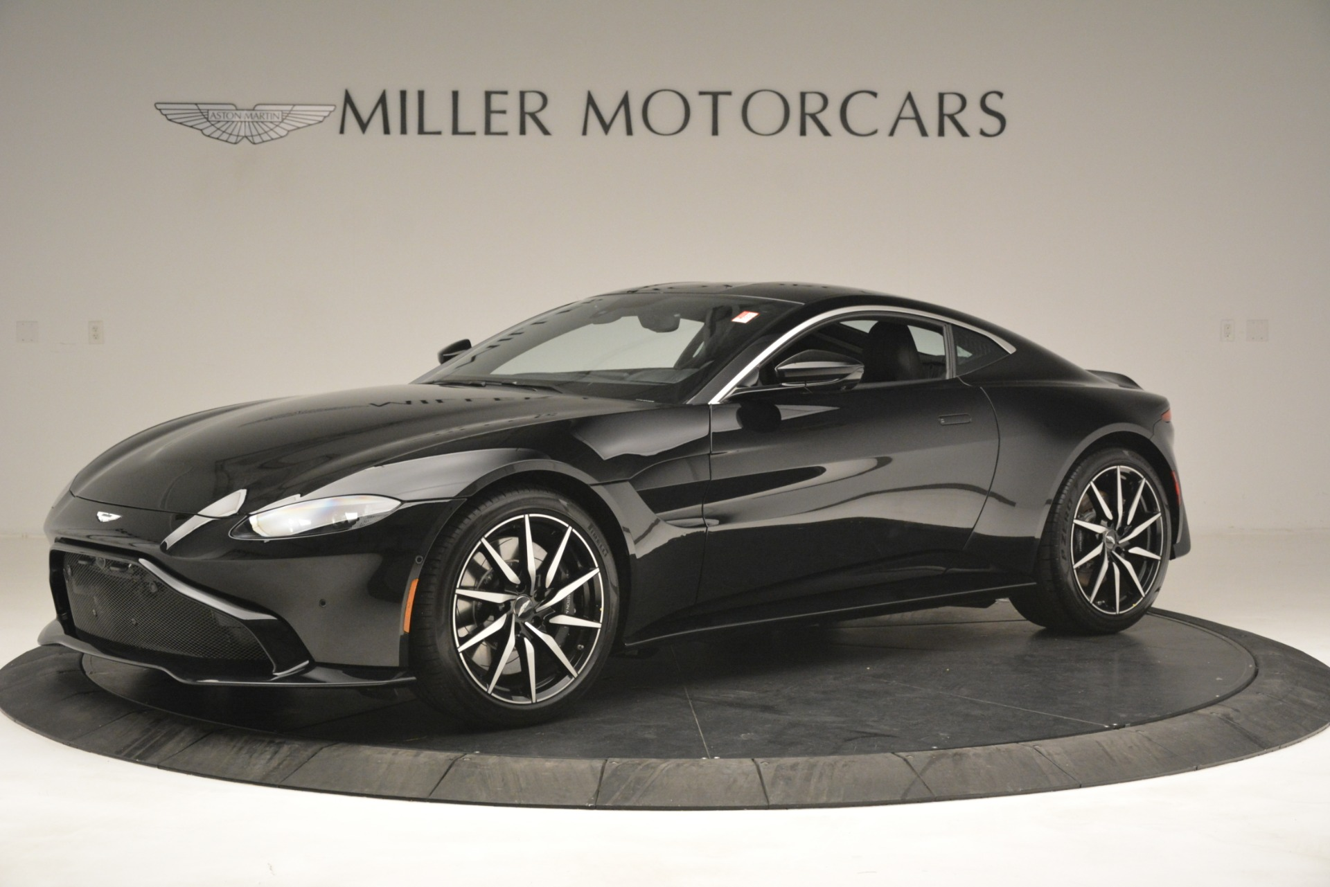 New 2019 Aston Martin Vantage Coupe for sale Sold at Bugatti of Greenwich in Greenwich CT 06830 1