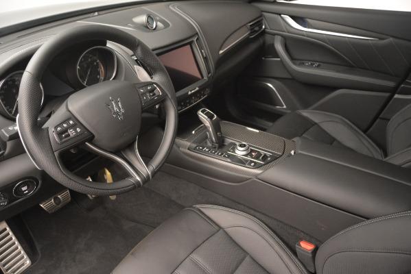 New 2019 Maserati Levante S Q4 GranSport for sale Sold at Bugatti of Greenwich in Greenwich CT 06830 13