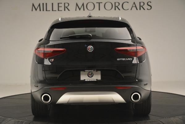 New 2019 Alfa Romeo Stelvio Ti Q4 for sale Sold at Bugatti of Greenwich in Greenwich CT 06830 6