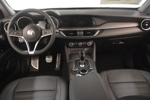 New 2019 Alfa Romeo Stelvio Ti Lusso Q4 for sale Sold at Bugatti of Greenwich in Greenwich CT 06830 16