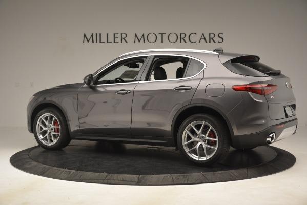 New 2019 Alfa Romeo Stelvio Ti Lusso Q4 for sale Sold at Bugatti of Greenwich in Greenwich CT 06830 4