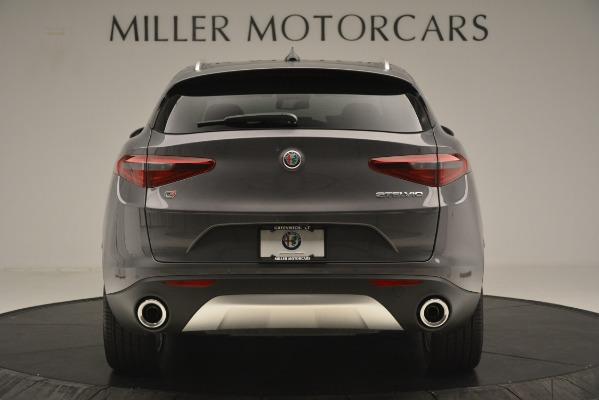 New 2019 Alfa Romeo Stelvio Ti Lusso Q4 for sale Sold at Bugatti of Greenwich in Greenwich CT 06830 6