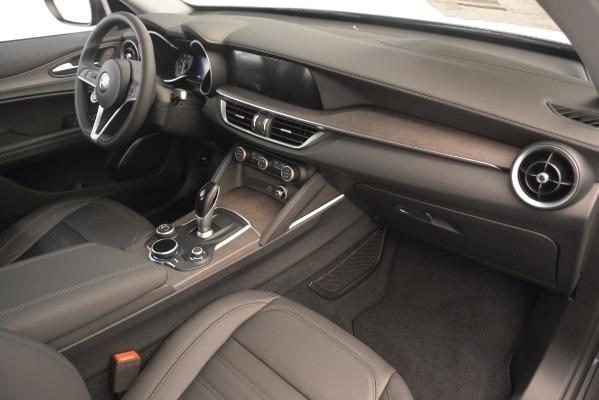 New 2019 Alfa Romeo Stelvio Ti Lusso Q4 for sale Sold at Bugatti of Greenwich in Greenwich CT 06830 22