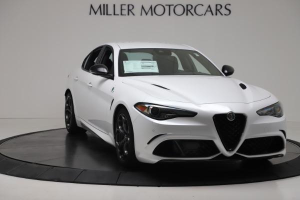 New 2019 Alfa Romeo Giulia Quadrifoglio for sale Sold at Bugatti of Greenwich in Greenwich CT 06830 11