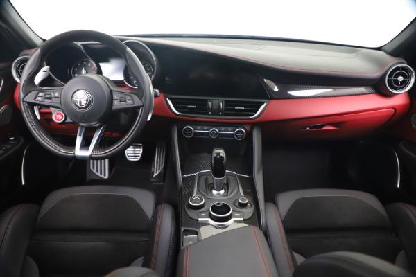 New 2019 Alfa Romeo Giulia Quadrifoglio for sale Sold at Bugatti of Greenwich in Greenwich CT 06830 16