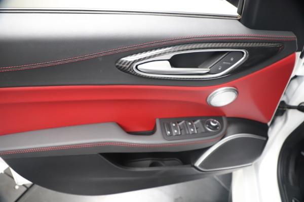 New 2019 Alfa Romeo Giulia Quadrifoglio for sale Sold at Bugatti of Greenwich in Greenwich CT 06830 17