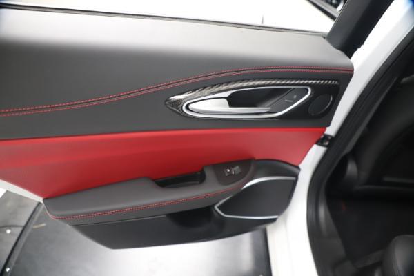 New 2019 Alfa Romeo Giulia Quadrifoglio for sale Sold at Bugatti of Greenwich in Greenwich CT 06830 21