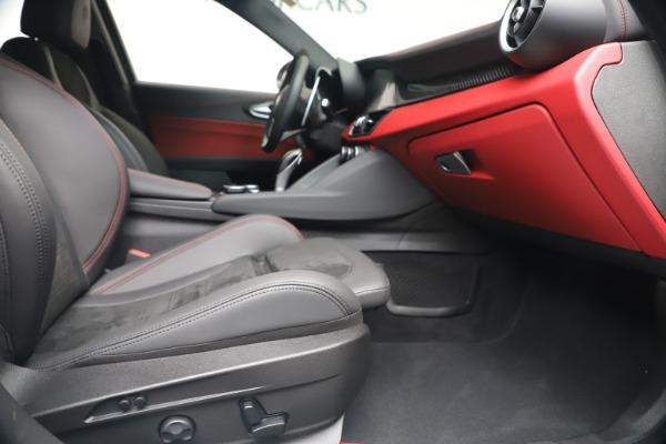 New 2019 Alfa Romeo Giulia Quadrifoglio for sale Sold at Bugatti of Greenwich in Greenwich CT 06830 23