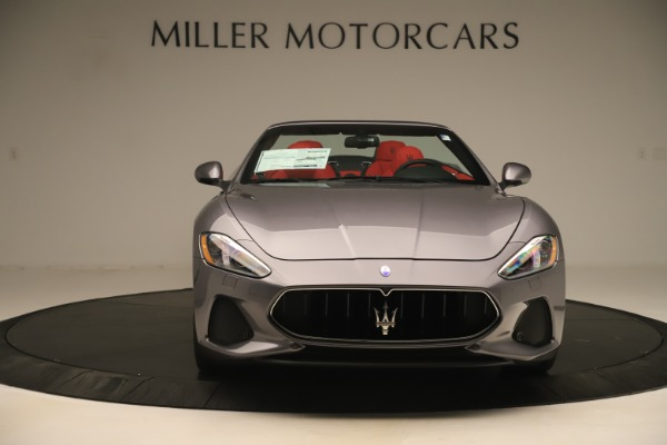New 2018 Maserati GranTurismo Sport Convertible for sale $159,740 at Bugatti of Greenwich in Greenwich CT 06830 12