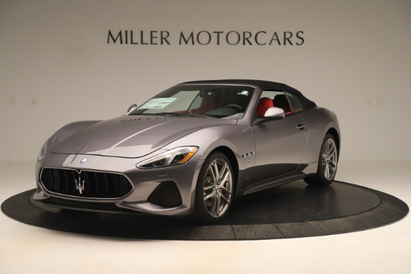 New 2018 Maserati GranTurismo Sport Convertible for sale $159,740 at Bugatti of Greenwich in Greenwich CT 06830 13