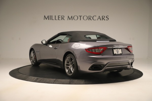 New 2018 Maserati GranTurismo Sport Convertible for sale $159,740 at Bugatti of Greenwich in Greenwich CT 06830 15