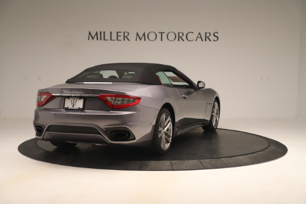 New 2018 Maserati GranTurismo Sport Convertible for sale $159,740 at Bugatti of Greenwich in Greenwich CT 06830 16