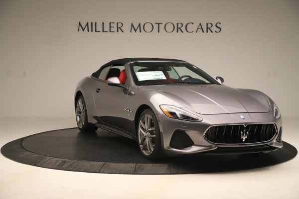 New 2018 Maserati GranTurismo Sport Convertible for sale $159,740 at Bugatti of Greenwich in Greenwich CT 06830 18
