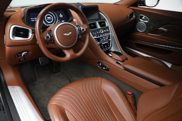 New 2019 Aston Martin DB11 V8 for sale Sold at Bugatti of Greenwich in Greenwich CT 06830 14