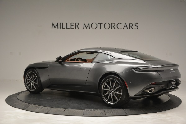 New 2019 Aston Martin DB11 V8 for sale Sold at Bugatti of Greenwich in Greenwich CT 06830 4