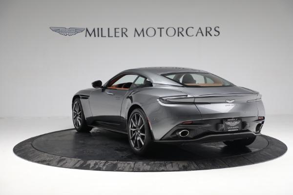 New 2019 Aston Martin DB11 V8 for sale Sold at Bugatti of Greenwich in Greenwich CT 06830 6