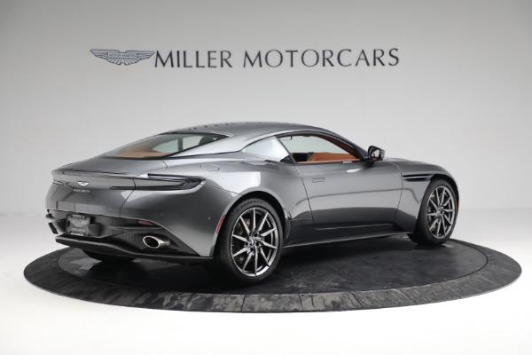 New 2019 Aston Martin DB11 V8 for sale Sold at Bugatti of Greenwich in Greenwich CT 06830 9