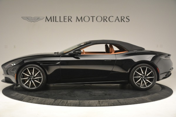 New 2019 Aston Martin DB11 V8 Convertible for sale Sold at Bugatti of Greenwich in Greenwich CT 06830 14