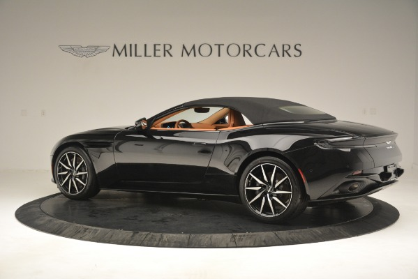 New 2019 Aston Martin DB11 V8 Convertible for sale Sold at Bugatti of Greenwich in Greenwich CT 06830 15