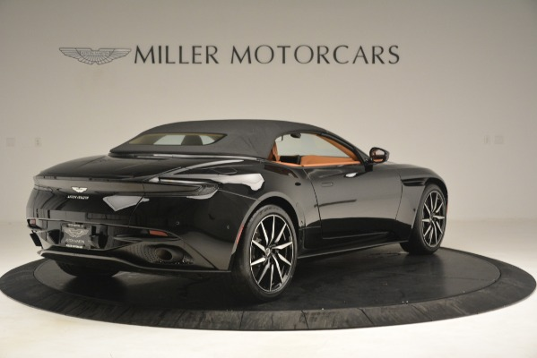 New 2019 Aston Martin DB11 V8 Convertible for sale Sold at Bugatti of Greenwich in Greenwich CT 06830 16
