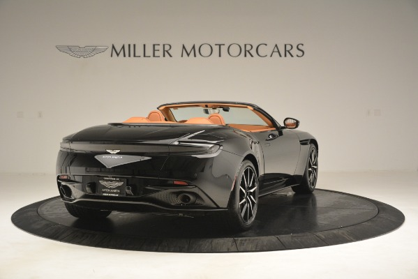 New 2019 Aston Martin DB11 V8 Convertible for sale Sold at Bugatti of Greenwich in Greenwich CT 06830 7